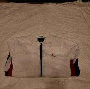Nike Air Jordan Rings Track Jacket Wind Breaker Wa